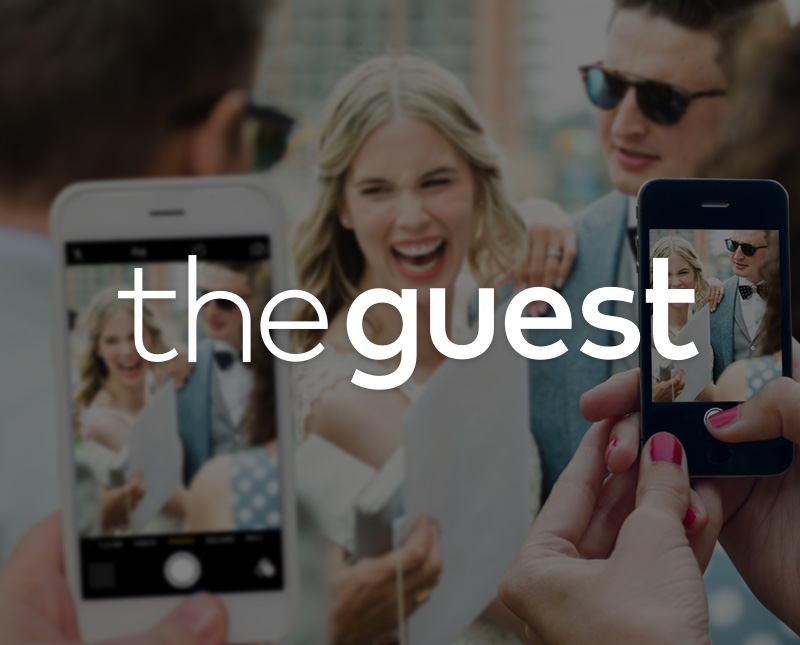 The Guest: Event & Wedding Photo Sharing App